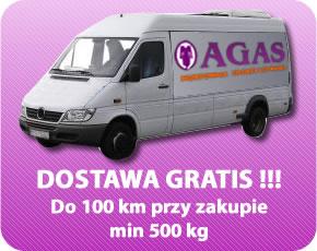 Dostawa gratis do 100 km przy zakupie min 500kg